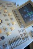 Module de balayage d'ultrason Photographie stock libre de droits