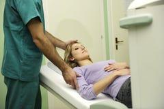 Module de balayage de MRI Photographie stock