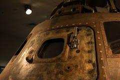 Module de command d'Apollo 15 Photos stock
