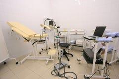 Module de gynécologie Photo libre de droits