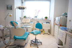 Module médical - soins de santé dentaires Image stock