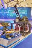 Module universel de combat (tour avec des armes) Image stock