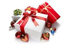 modules de cadeau Photographie stock libre de droits