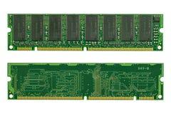 Modules de mémorisation par ordinateur Photo stock