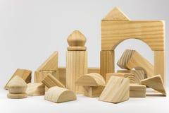 Modules en bois images libres de droits