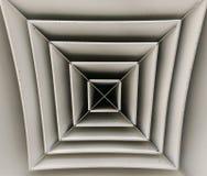 Moduli di ventilazione Fotografia Stock