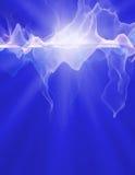 Moduli ed indicatore luminoso astratti Immagine Stock Libera da Diritti