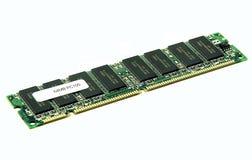 Modulo di memoria di RAM immagini stock