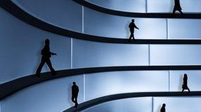 Modulo futuristico Fotografia Stock Libera da Diritti