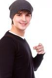 Młody ładny mężczyzna Zdjęcia Stock