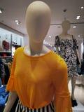 Mody atrapa - sezonowa odzie? dla kobiet fotografia stock