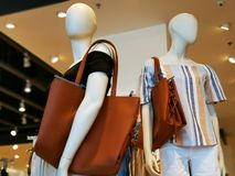 Mody atrapa - sezonowa odzie? dla kobiet zdjęcia royalty free
