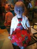 Mody atrapy odzież dla dzieci zdjęcia royalty free