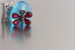 Mody biżuterii kawałki - pojedyncze rzeczy Fotografia Royalty Free