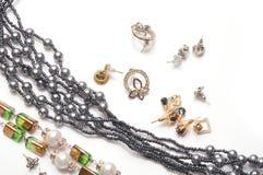 Mody biżuteria Obraz Royalty Free