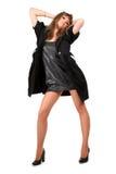 mody dama Zdjęcie Stock