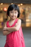 Mody dziecko Zdjęcie Royalty Free