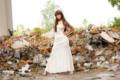 mody dziewczyna Obraz Royalty Free