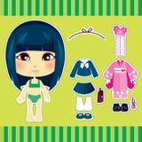 mody dziewczyny japończyk