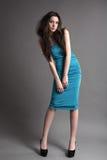 mody dziewczyny target2171_0_ studio Obrazy Royalty Free