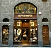 mody Italy sklep Obraz Stock