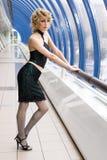 Mody kobieta Fotografia Royalty Free
