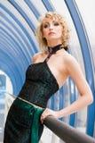 Mody kobieta Zdjęcie Stock