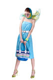 mody kobieta Obrazy Stock