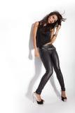 mody kobiety model Obraz Stock