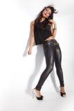 mody kobiety model Fotografia Stock