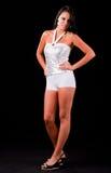 mody kobiety model Zdjęcie Royalty Free