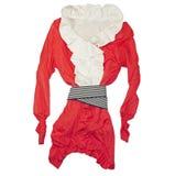 Mody kobiety setu suknia & wierzchołek Zdjęcia Royalty Free