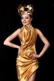 mody królowa Zdjęcie Stock