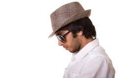 mody mężczyzna model Obrazy Stock