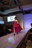 Mody mody tygodnia spadku 2016 kolekcje Zdjęcia Stock