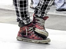 mody ruch punków potomstwa Obraz Stock