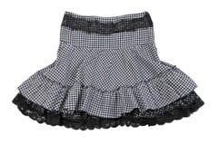 Mody spódnica zdjęcie stock
