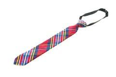 Mody szyi krawat Zdjęcie Royalty Free