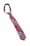 Mody szyi krawat Obrazy Royalty Free