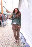 mody ulica Zdjęcie Royalty Free