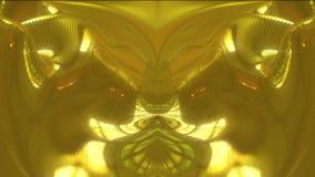 Mody złota tło royalty ilustracja
