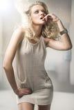 Młodzi blondyny Obraz Stock