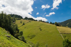 Moeciu de Sus, Brasov, Romania Royalty Free Stock Images