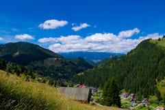 Moeciu de Sus, Brasov, Romania Royalty Free Stock Photo