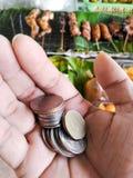 moeda Imagens de Stock
