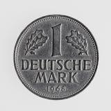 Moeda alemão Imagens de Stock