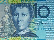 Moeda australiana Imagem de Stock Royalty Free
