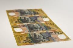 Moeda australiana Foto de Stock