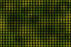 Moeda de Digitas e conceito financeiro do negócio, parede do bitcoin, b Fotos de Stock