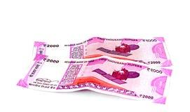 Moeda indiana nova Imagem de Stock